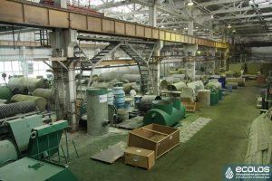 Завод очистных сооружений Башкортостан, Уфа